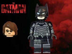 LEGO Custom Robert Pattinson Batman (International Shipping)