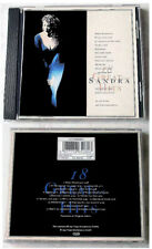 SANDRA 18 Greatest Hits (Produced By Michael Cretu) .. 1992 Virgin-CD