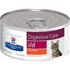Hill's Prescription Diet Digestive Care i/d poulet pour chat