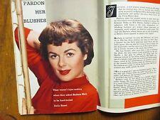 July 5, 1958 TV Guide(BARBARA  HALE/ROBERT  HORTON/GLORIA  WINTERS/OSCAR  LEVANT