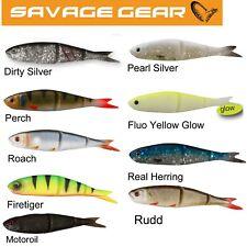 Savage Gear 4Play Soft Body Lures 8cm  9.5cm  13cm 19cm 25cm and lure box kits