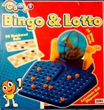 Bingo Family Complete Modern Board & Traditional Games