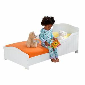KidKraft Nantucket Toddler Bed - White