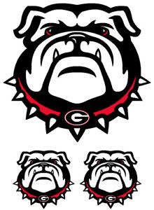 Georgia Bulldogs decal - sticker