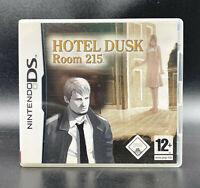 Spiel: HOTEL DUSK ROOM 215 für Nintendo DS + Lite + Dsi + XL + 3DS 2DS