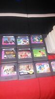 Lot Of 10 Sega Game Gear Games