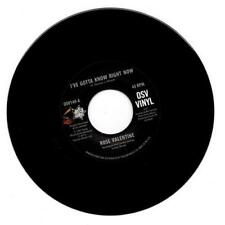 ROSE VALENTINE I've Gotta Know Right Now NEW NORTHERN SOUL 45 (OUTTA SIGHT VINYL