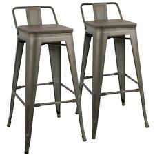 Magnificent Lumisource Industrial Bar Stools For Sale Ebay Pabps2019 Chair Design Images Pabps2019Com