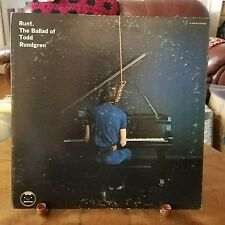 TODD RUNDGREN-RUNT-THE BALLAD OF TODD-LP-c1970-BEARSVILLE-A10116-VINYL NEAR MINT