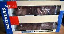 HO Walthers # 932-23564 Great Northern Pulmann Std. 60' Auto Box car (2 Pack)