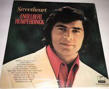 Engelbert Humperdinck Sweetheart Classic Lp  22H