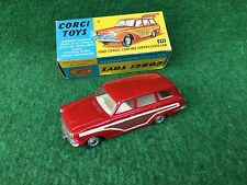 Corgi Toys no. 491 Ford Consul Cortina Super Estate Car ovp
