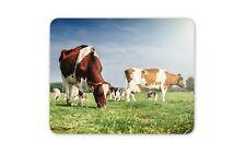 Cool Vacas Mouse Mat Pad-granja de vacas ganado campesino Computadora Pc De Regalo #8589