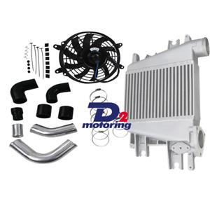 Upgrade ZD30 Intercooler Fan Kit For Nissan Patrol GU Y61 3.0L TD 1997-07 98 99