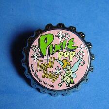 Tinker Bell Pixie Pop Soda Pop Bottle Cap Series Disney Pin