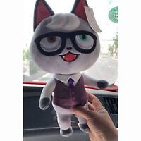 Hot Animal Crossing Raymond Soft Plush Toy Stuffed Doll Figure Kids Gift 11 inch