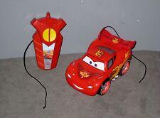 Disney/Pixar Voiture Cars Flash Mc Queen Téléguidée/Télécommandée ( L: 14,5 cm )