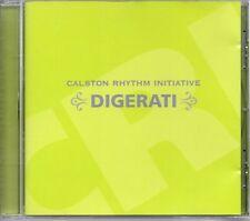 CALSTON RHYTHM INITIATIVE - DIGERATI - CD ALBUM