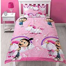 Dispicable Me Unicorn Bedding