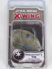 STAR WARS X-WING MINIATURES GAME Inquisitor's Tie Expansion Pack