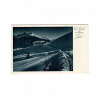 AK Ansichtskarte Viel Glück im Neuen Jahre - 1939