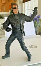 McFarlane Toys T-850 Terminator with Coffin Terminator Action Figure Loose