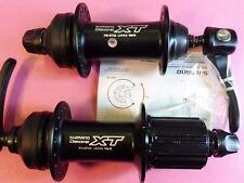 Shimano XT 765 - C/Lock Freehubs  36.36 / 135 mm  HG bicycle hub - NOS