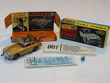 CORGI JAMES BOND 007 GOLDFINGER ASTON MARTIN - 261