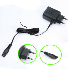 EU Adapter Shaver Charger Power Supply For Philips Norelco Razor HQ8500 HQ8505