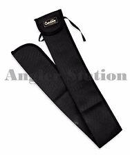 Opass RDB-303 (220cm x 9cm) Netting Fabric Fishing Rod Bag/Cover - Black