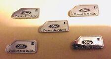 collectors ford transit self build lapel pin badge