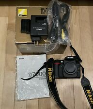 Nikon D7000 16.2 MP Digital SLR Camera - Black (Body Only)