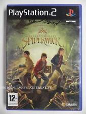 COMPLET jeu LES CHRONIQUES DE SPIDERWICK sur playstation 2 PS2 en francais juego