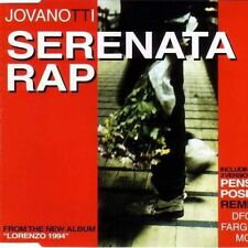 Jovanotti Serenata rap (1994) [Maxi-CD]