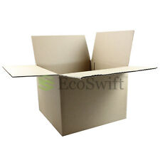 50 8x8x6 Cardboard Packing Mailing Moving Shipping Boxes Corrugated Box Cartons