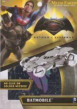 Fascinations Metal Earth Model Kit - Batman v Superman Dawn of Justice Batmobile