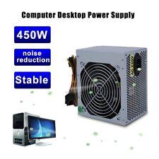 PC Netzteil 150mm Leiselüfter - ATX Gamer 400W-500W-Stromversorgung Computer