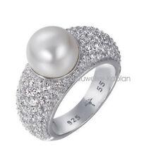 JOOP! Michelle Damen Ring JPRG90645A550 925 Silber mit Perle NEU
