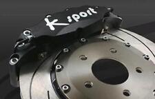 AUDI RS4  2000-2004 IMPIANTO KIT FRENI K-SPORT 330mm 8 PISTONI ANTERIORE