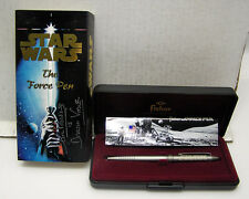 STAR WARS The Force Titanium Pen- Cover Autographed by Dave Prowse/Darth Vader