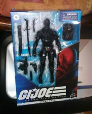 GI JOE Classified Series SNAKE EYES Figure 2020 IN HAND Minor Box Wear