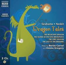 Dragon Tales by Kenneth Grahame, Edith Nesbit (CD-Audio, 2009)