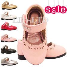 Scarpe sandali media con chiusura a strappo per bambine dai 2 ai 16 anni