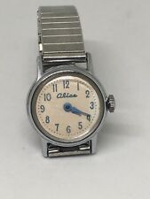 Alice Vintage watch, Us Time