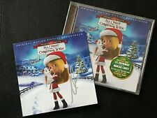 MARIAH CAREY - ALL I WANT FOR CHRISTMAS IS YOU - SIGNED SLEEVE & SOUNDTRACK CD