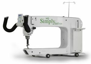 Handi Quilter Simply Sixteen Longarm Quilting Machine With Frame NEW HQ