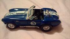 AC Cobra 427 Dark Blue 1:24 Scale