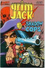 Grimjack # 6 (Timothy Truman, Steve Rude) (USA, 1985)