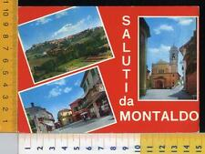 47725] ALESSANDRIA - SALUTI DA MONTALDO BORMIDA _ 1967