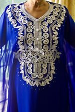 Moroccan Kaftan/Gandora.  Beautiful dresses only made in Morocco!